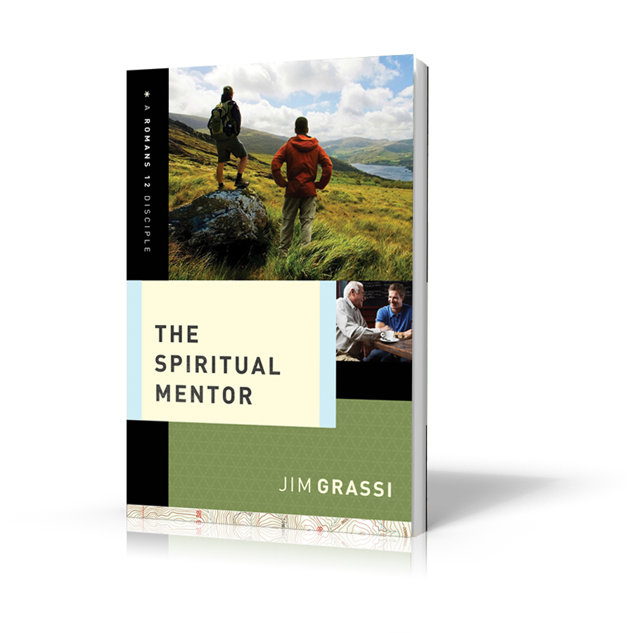 how to find a spiritual mentor